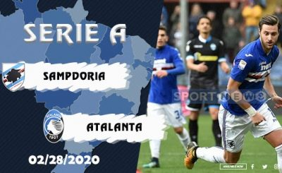 Sampdoria vs Atalanta Prediction
