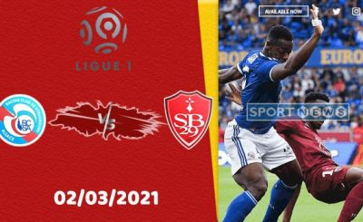 Strasbourg vs Brest Prediction