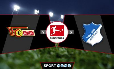 Union Berlin vs 1899 Hoffenheim Prediction