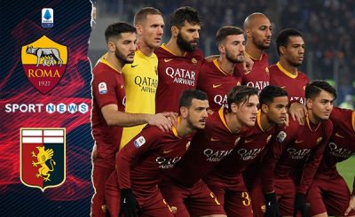 AS Roma vs Genoa Prediction