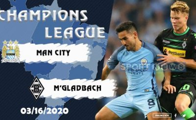 Man City vs Borussia M'gladbach Prediction