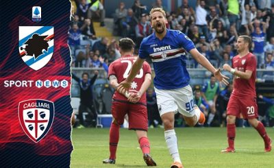 Sampdoria vs Cagliari Prediction 1