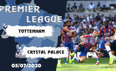 Tottenham vs Crystal Palace Prediction