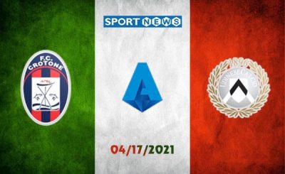 Crotone vs Udinese Prediction