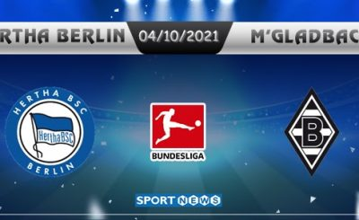Hertha Berlin vs M'gladbach Prediction