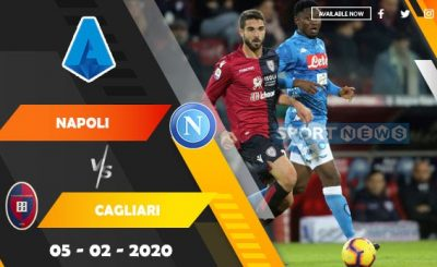 Napoli vs Cagliari Prediction