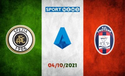 Spezia vs Crotone Prediction