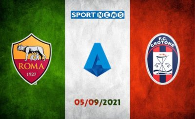 AS Roma vs Crotone Prediction