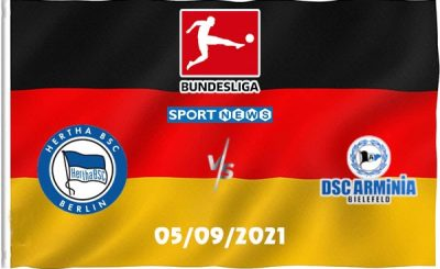 Hertha Berlin vs Arminia Bielefeld Prediction