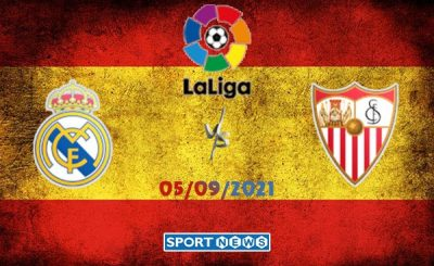 Real Madrid vs Sevilla Prediction
